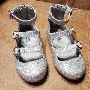 Michael Michael Kors Girls Glitter Gladiator
